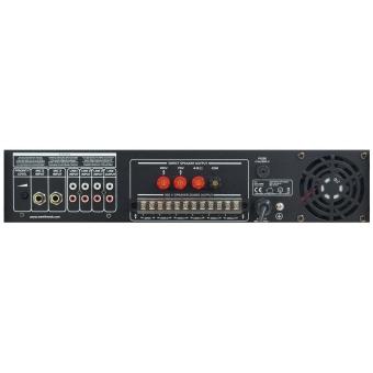 OMNITRONIC MPVZ-250.6 PA Mixing Amplifier #6