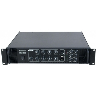 OMNITRONIC MPVZ-350.6 PA mixing Amplifier