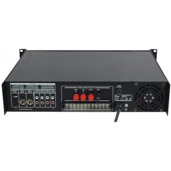 OMNITRONIC MPVZ-350.6 PA mixing Amplifier #2