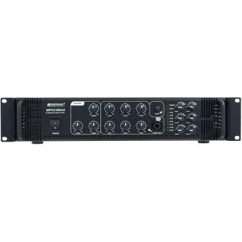 OMNITRONIC MPVZ-350.6 PA mixing Amplifier #5