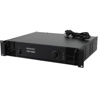 OMNITRONIC PAP-350 PA Amplifier #2