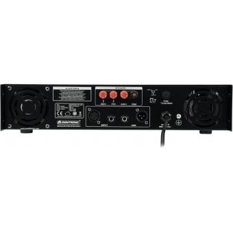OMNITRONIC PAP-350 PA Amplifier #3