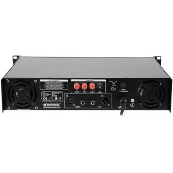 OMNITRONIC PAP-350 PA Amplifier #5