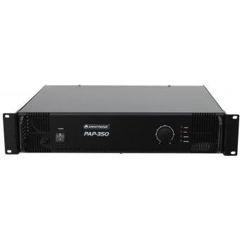 OMNITRONIC PAP-350 PA Amplifier #7