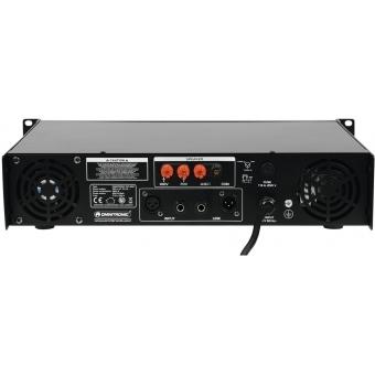 OMNITRONIC PAP-650 PA Amplifier #3