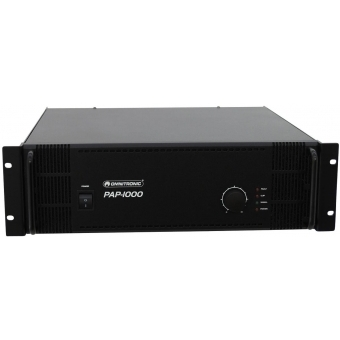 OMNITRONIC PAP-1000 PA Amplifier