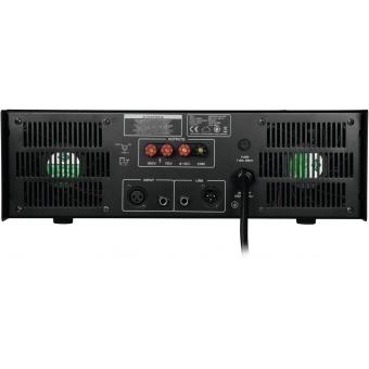 OMNITRONIC PAP-1000 PA Amplifier #3