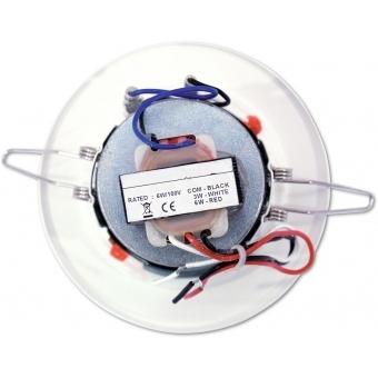 OMNITRONIC CS-2.5W Ceiling Speaker white #2