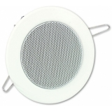 OMNITRONIC CS-2.5W Ceiling Speaker white