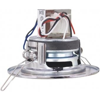 OMNITRONIC CS-2.5C Ceiling Speaker silver #2