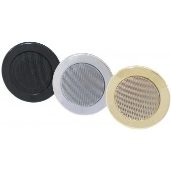 OMNITRONIC CS-2.5C Ceiling Speaker silver #3