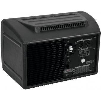 OMNITRONIC CS-408 Powered Mixer #3