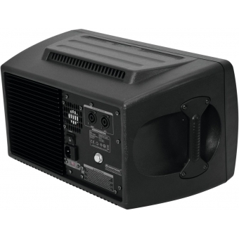 OMNITRONIC CS-408 Powered Mixer #4