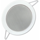 OMNITRONIC CS-4W Ceiling Speaker white