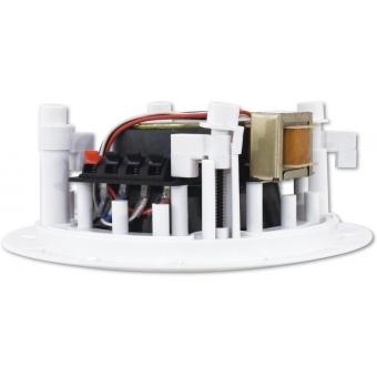 OMNITRONIC CS-5 Ceiling Speaker white #4