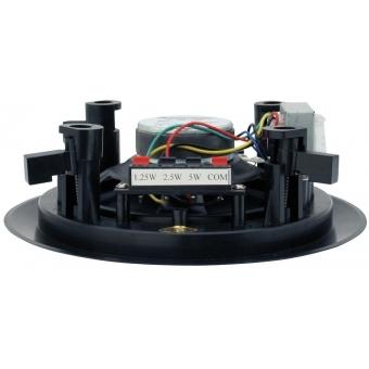OMNITRONIC CS-5 Ceiling Speaker black #3