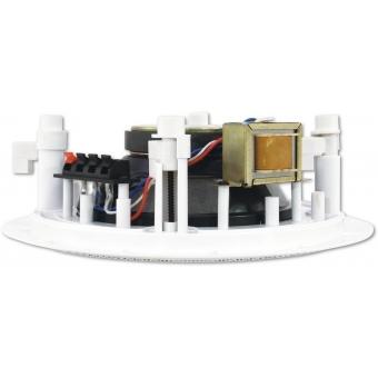 OMNITRONIC CS-6 Ceiling Speaker white #4