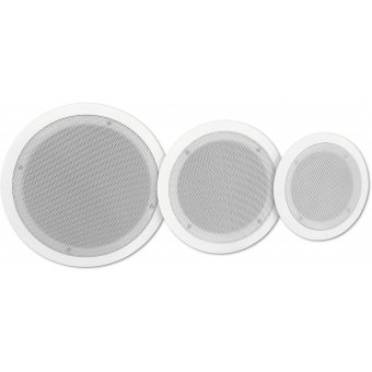 OMNITRONIC CS-6 Ceiling Speaker white #5