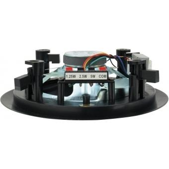 OMNITRONIC CS-6 Ceiling Speaker black #3