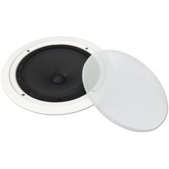 OMNITRONIC CS-8 Ceiling Speaker white #3