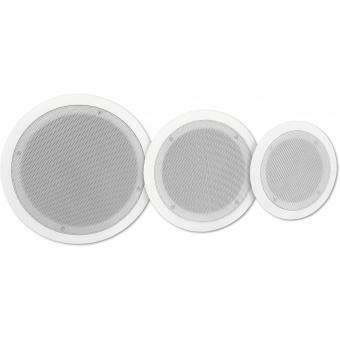 OMNITRONIC CS-8 Ceiling Speaker white #5