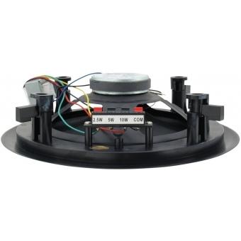 OMNITRONIC CS-8 Ceiling Speaker black #3