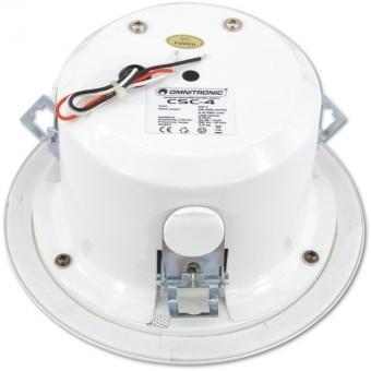 OMNITRONIC CSC-4 Ceiling Speaker #2