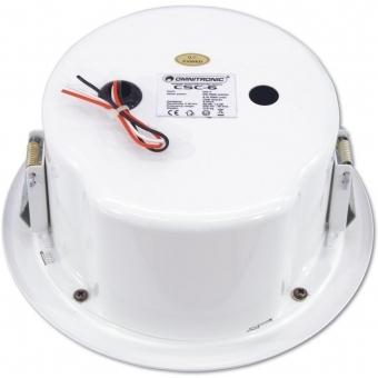 OMNITRONIC CSC-6 Ceiling Speaker #2