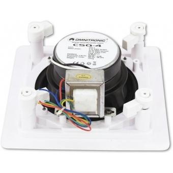 OMNITRONIC CSQ-4 Ceiling Speaker #2
