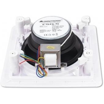OMNITRONIC CSQ-5 Ceiling Speaker #2