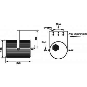 OMNITRONIC PS-15 Projector Speaker #5