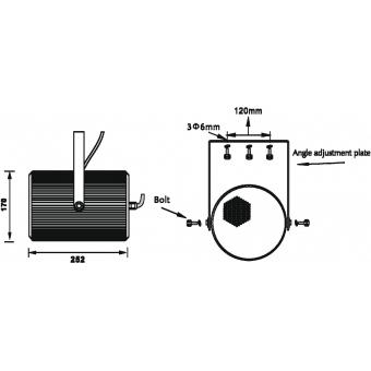 OMNITRONIC PS-20 Projector Speaker #5
