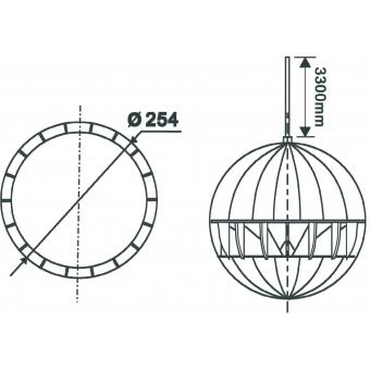 OMNITRONIC WP-1H Ceiling Speaker #4