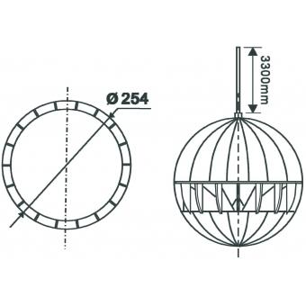 OMNITRONIC WP-1H Ceiling Speaker #9