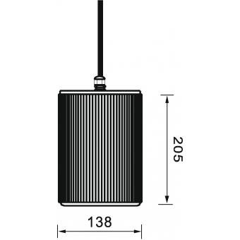 OMNITRONIC WP-20W Ceiling Speaker #4