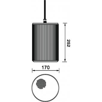 OMNITRONIC WP-25W Ceiling Speaker #3