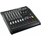 OMNITRONIC LS-822A Powered Live Mixer