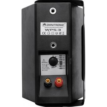 OMNITRONIC WPS-3S PA Wall Speaker #4
