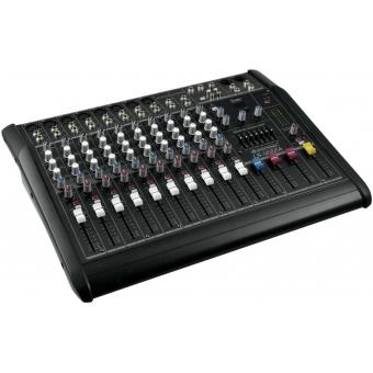 OMNITRONIC LS-1222A Powered Live Mixer