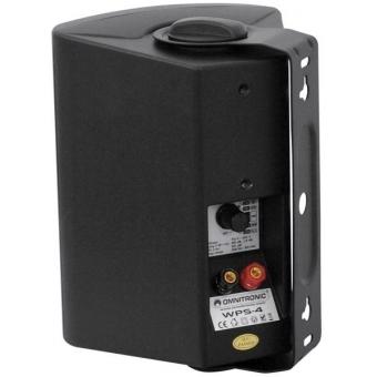 OMNITRONIC WPS-4S PA Wall Speaker #3