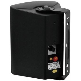 OMNITRONIC WPS-5S PA Wall Speaker #3