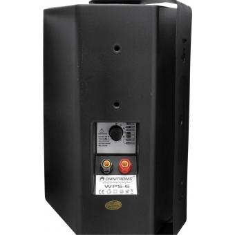 OMNITRONIC WPS-6S PA Wall Speaker #4