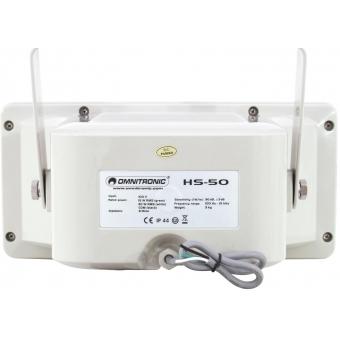 OMNITRONIC HS-50 PA Horn Speaker #3