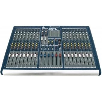 OMNITRONIC CFL-1642 Live Mixer #2