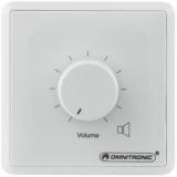 OMNITRONIC PA Volume Controller, 5 W mono wh