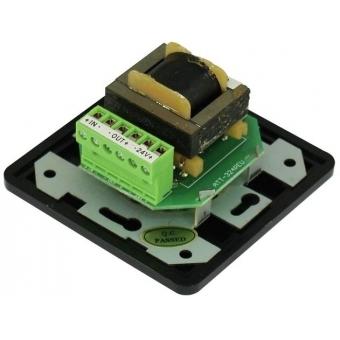 OMNITRONIC PA Volume Controller, 20 W mono bk #4