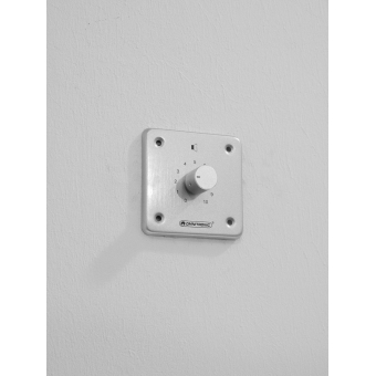 OMNITRONIC PA Volume Controller 10 W mono sil #5