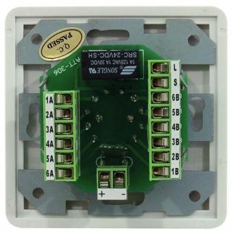 OMNITRONIC PA Program Selector mono wh #3