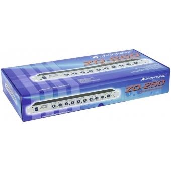 OMNITRONIC ZD-250 Zone Distributor #3