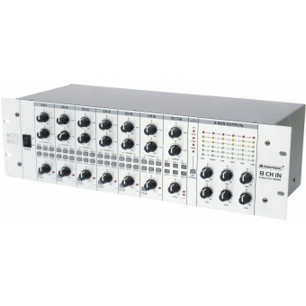 OMNITRONIC MZD-860 Matrix Zone Distributor